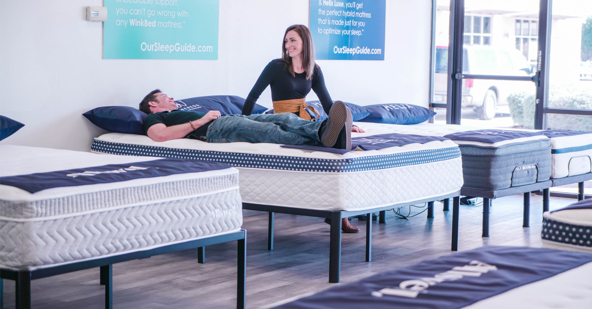locally owned austin mattress store