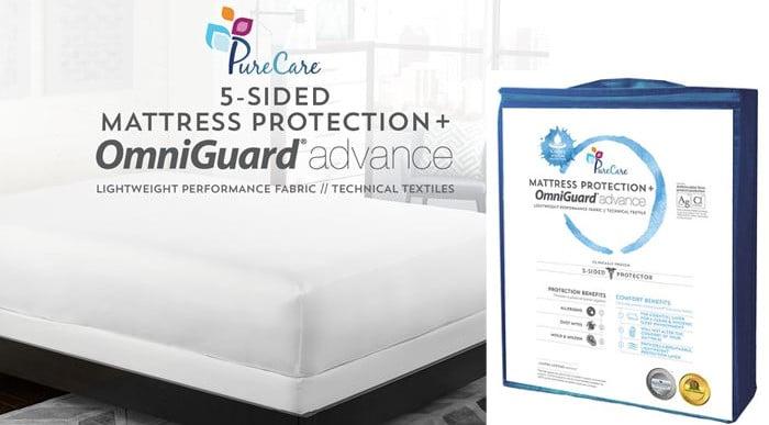 omniguard mattress protector
