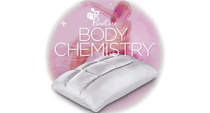 pure care body chemistry pillow