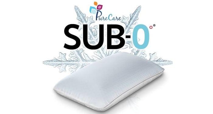 purecare latex pillow