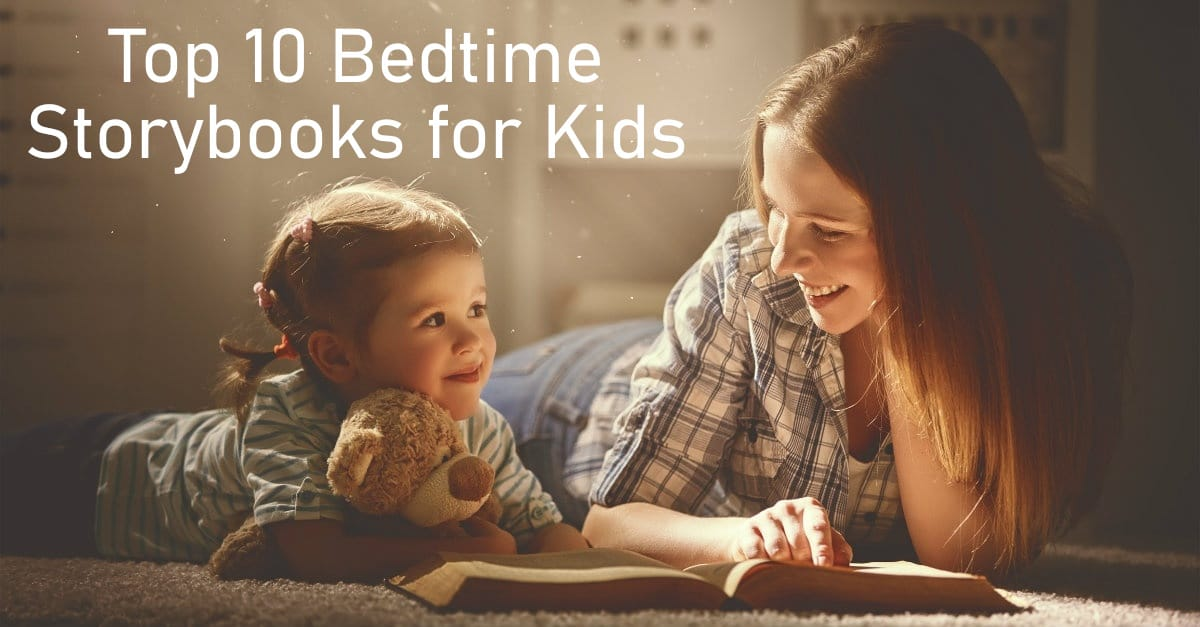 bedtime storybooks for kids top rated classic