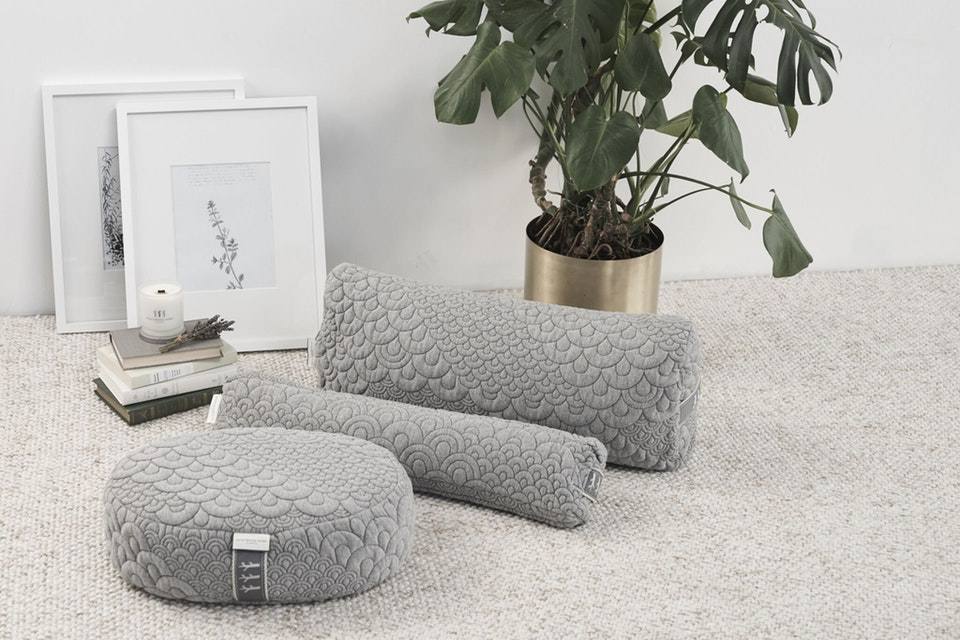 brentwood home yoga pillow gifts for the yoga lover