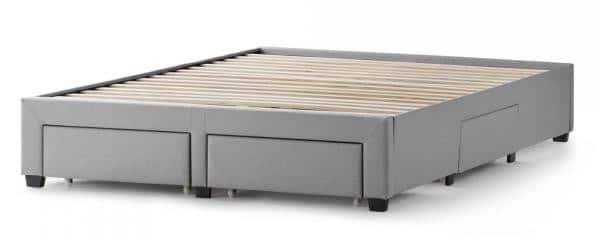 designer base with draweres
