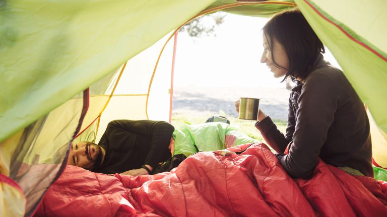get the right sleeping bag