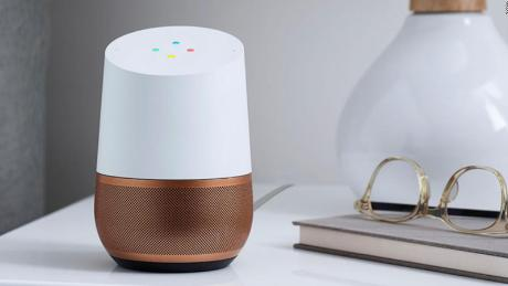 google home smart doc for tech bedroom