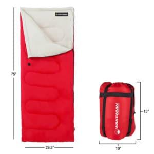 best summer sleeping bag