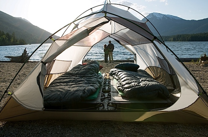choose the right camping grounds