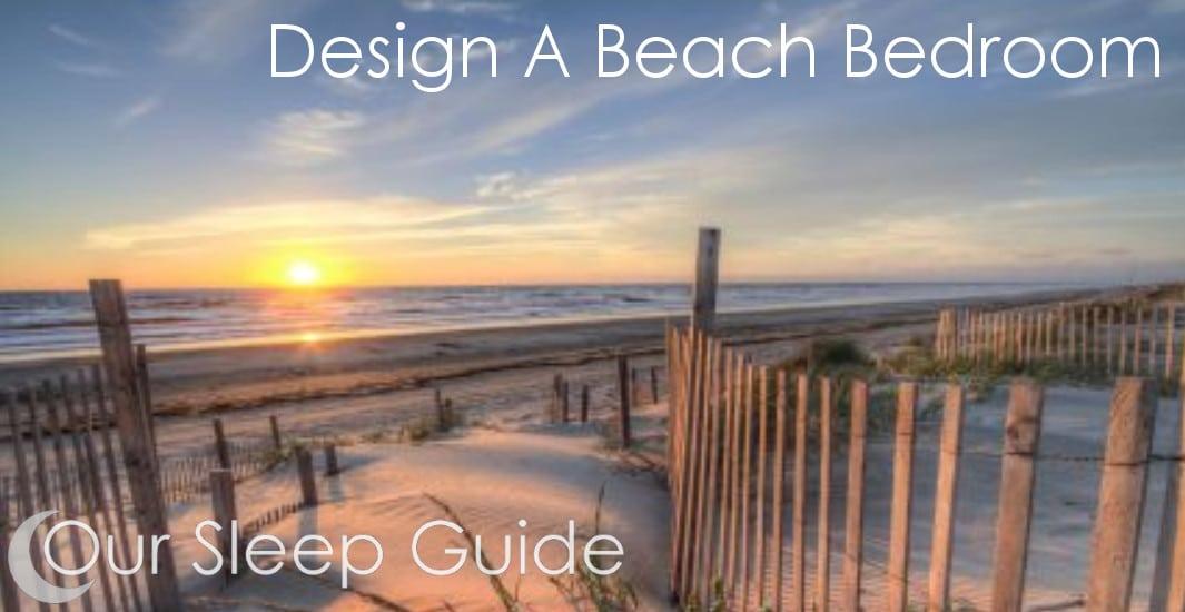 design a beach bedroom on a budget