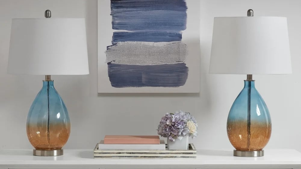 stunning bedside lamps on a budget