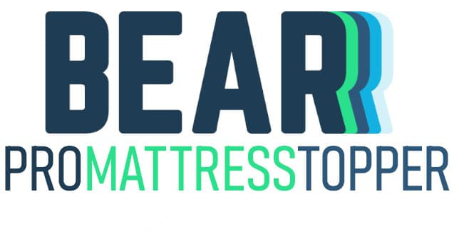 bear pro mattress topper sleep