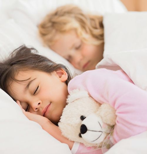 the right amount of sleep for kids