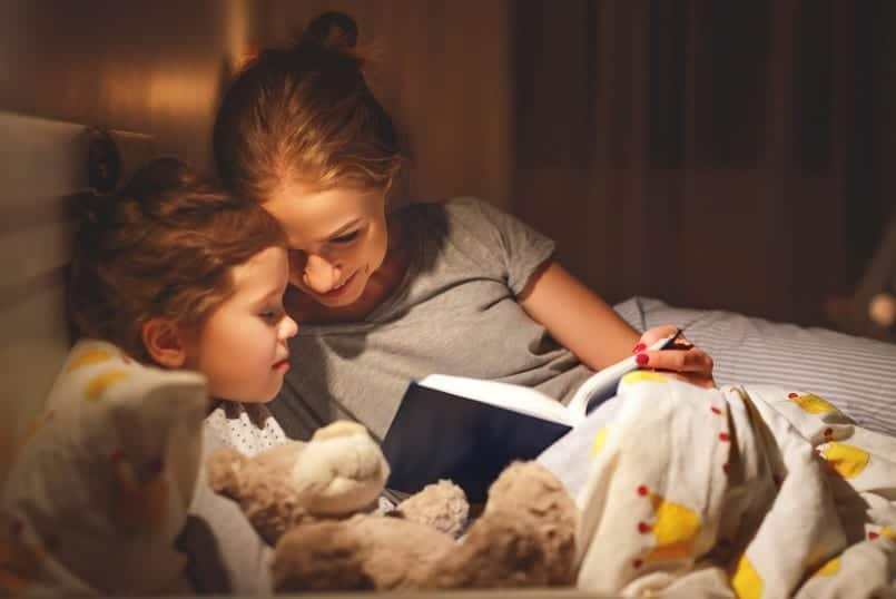 bedtime routine important for sleep