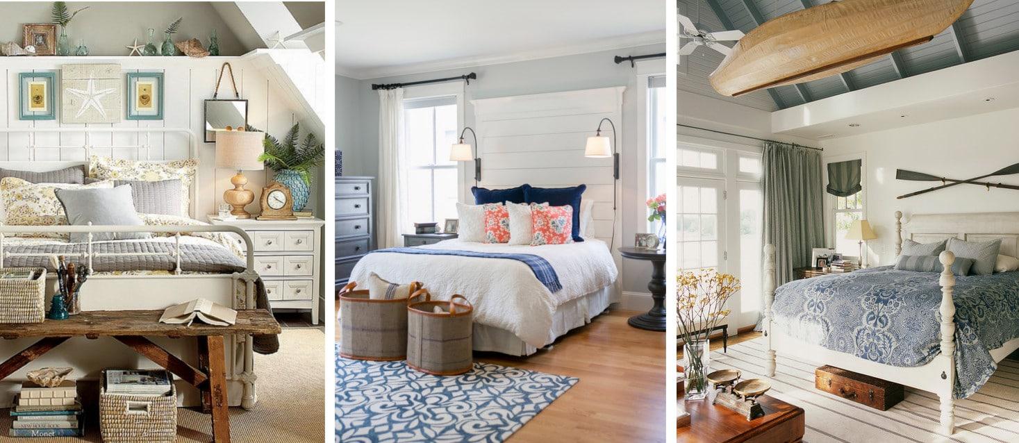 budget beach bedroom