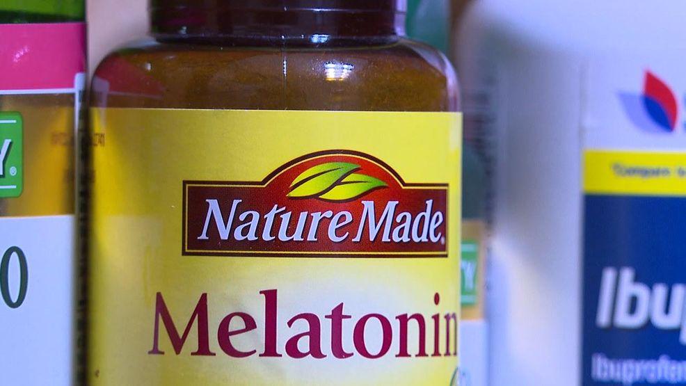 melatonin helps you get sleep
