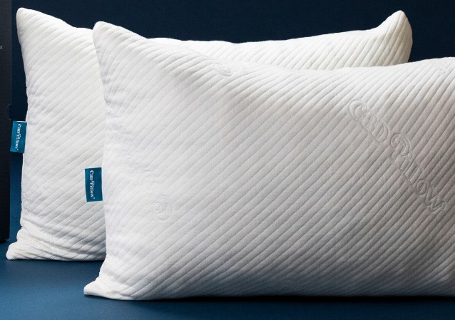the cbd thc free pillow
