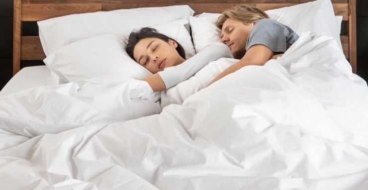 duvets and comforters that will keep you cool