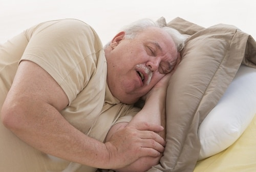 sleep apnea increasing as you age