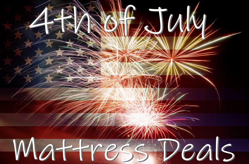 HOT! 4th of July Mattress Deals & Sales