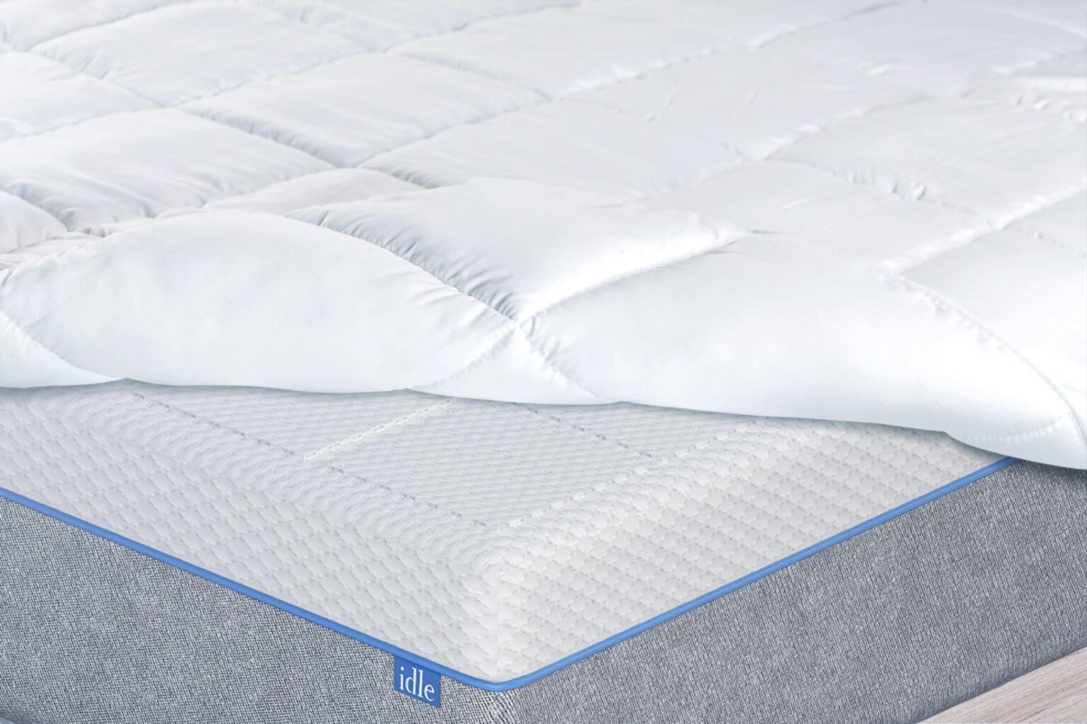 idle gel foam mattress review
