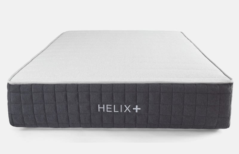 helix plus mattress review