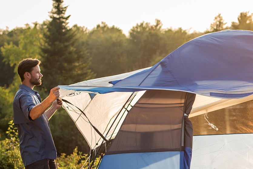tips for having a successful camping trip
