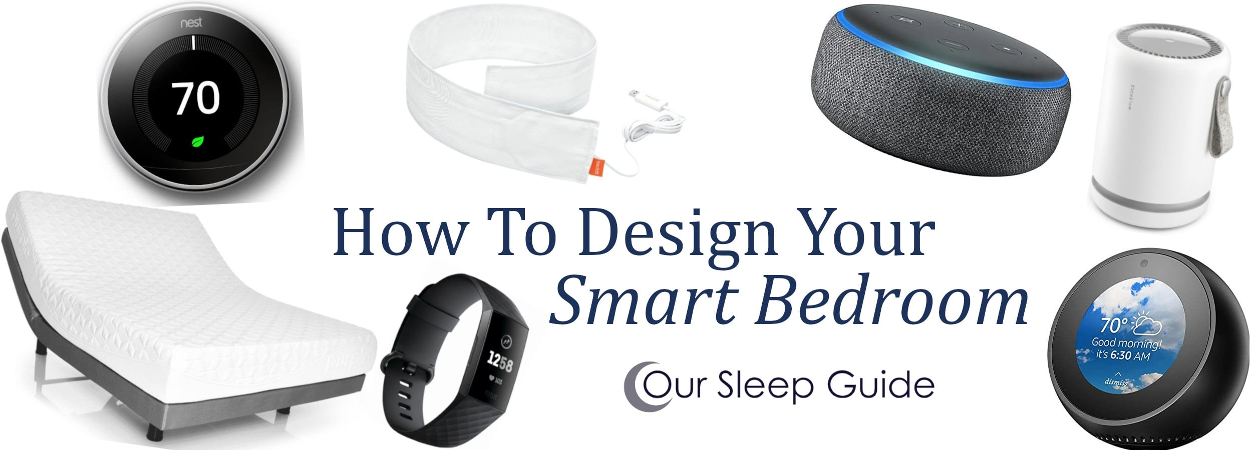 how to design your Smart Bedroom top gadgets and tips