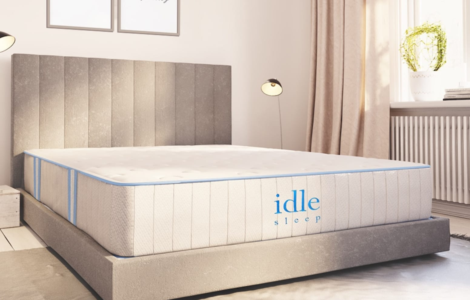 idle sleep hybrid bed