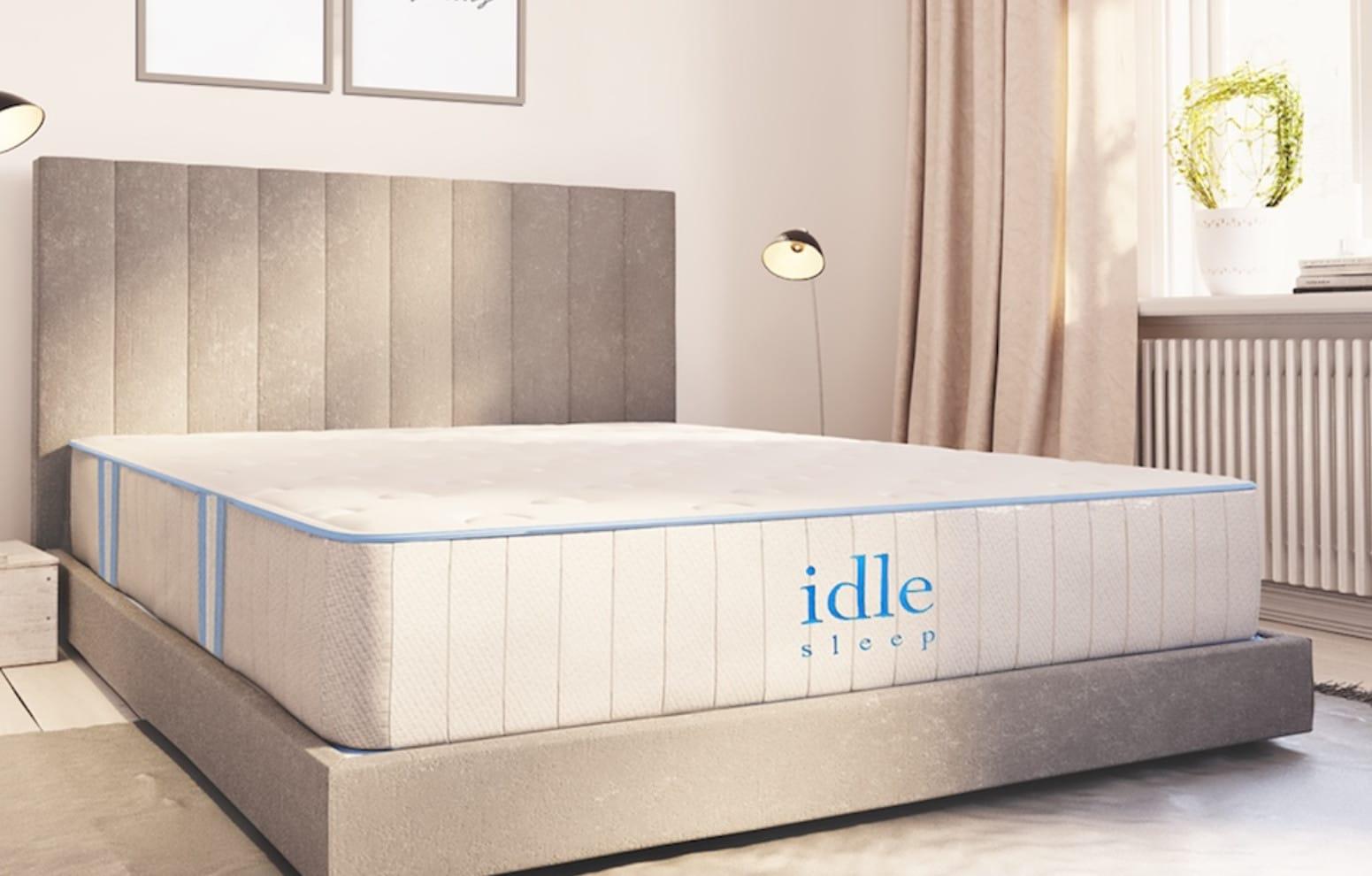 idle sleep hybrid bed