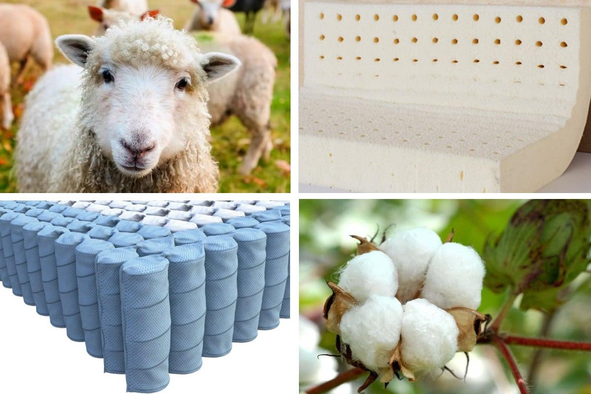 best materials for naturally cooler sleep
