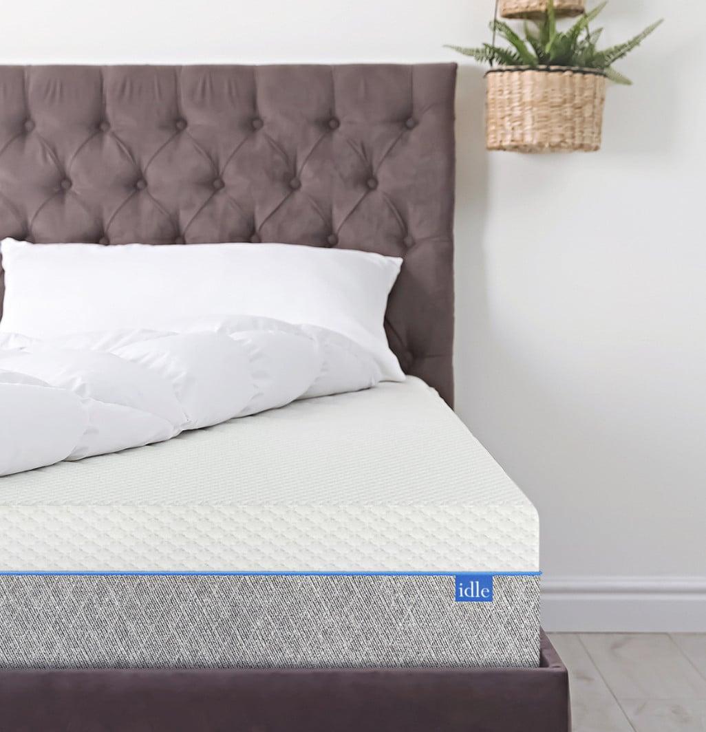 "idle sleep 14"" memory foam bed"