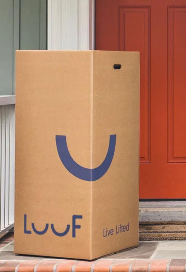 luuf mattress box
