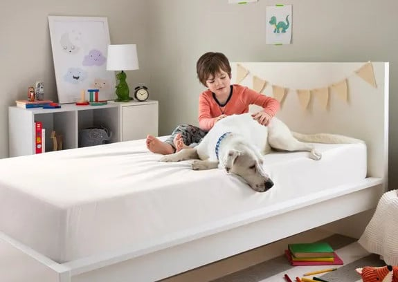 mattress protector accessory from tuft and needle