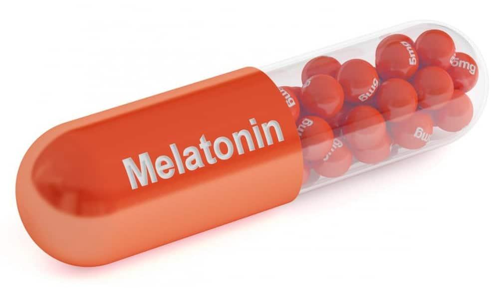 melatonin decrease in levels as you age