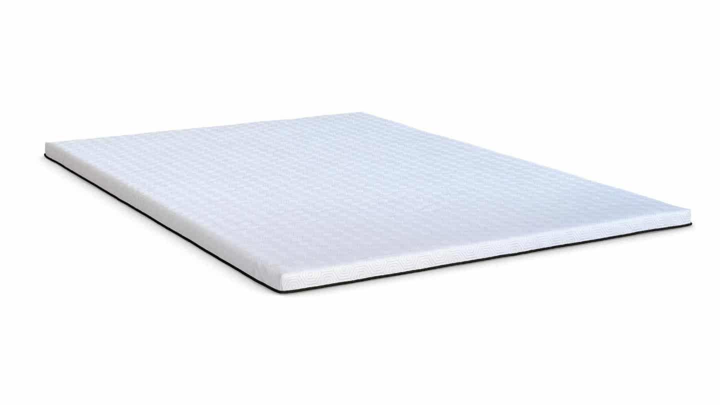 mattress topper with copper for athletes