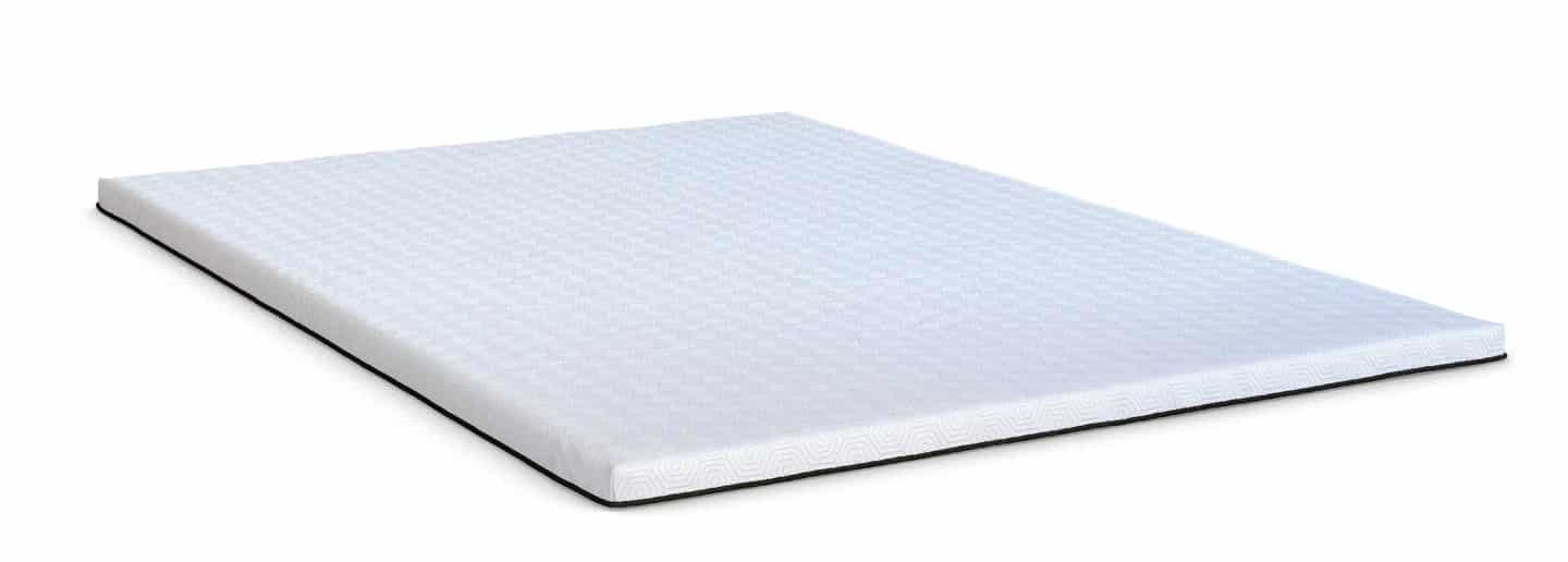 upgrade your mattress with copper infused memory foam