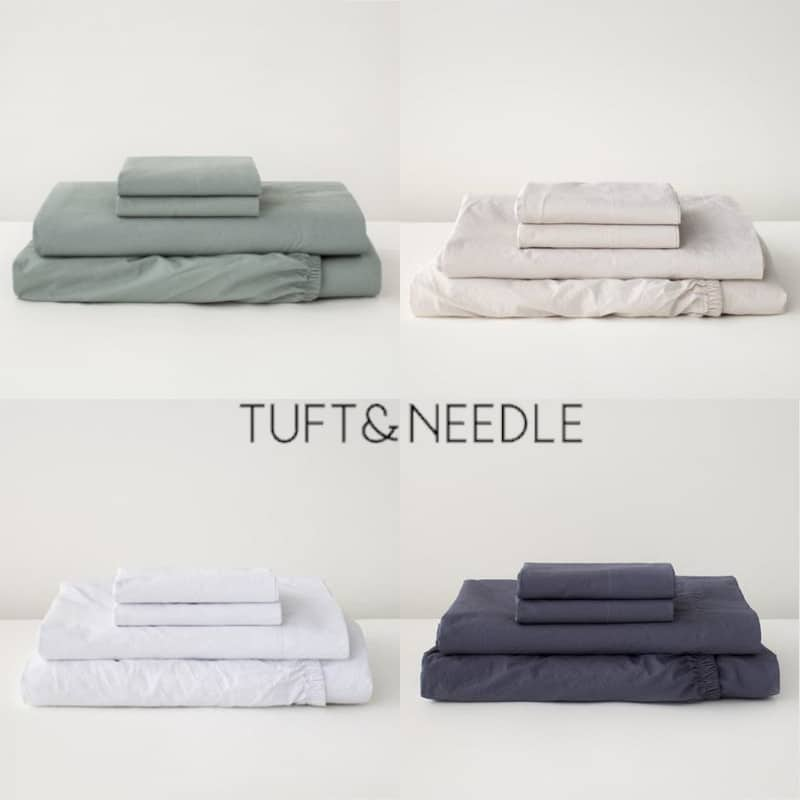 tuft & Needle sheets review the best