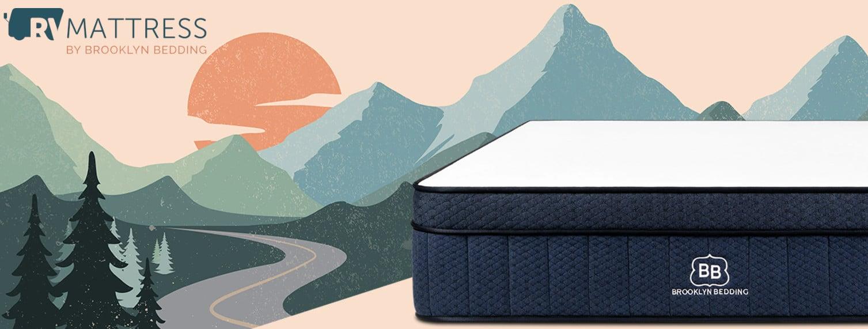 brooklyn bedding rv mattress brand collection