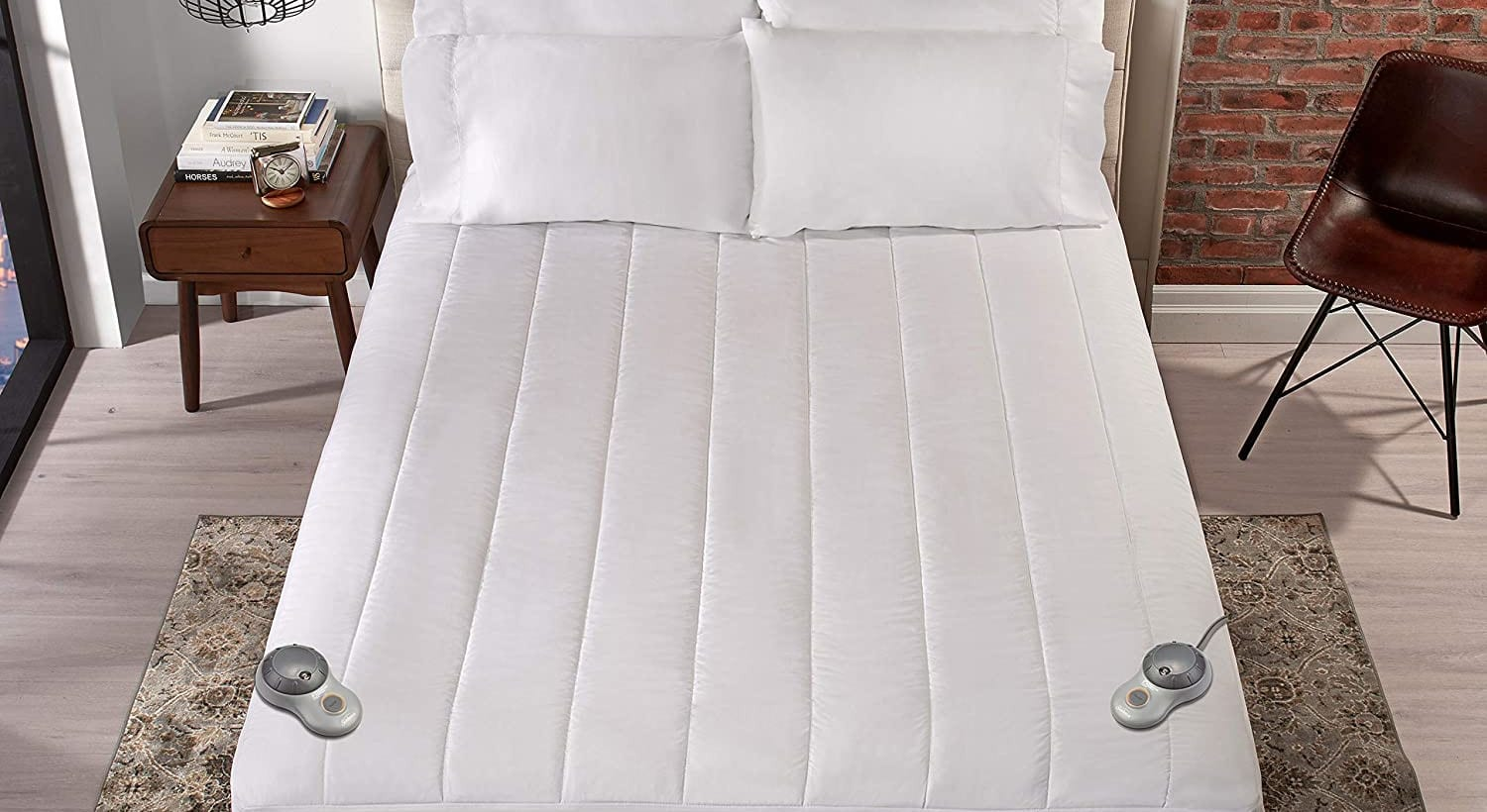 heated mattress pads for staying warm