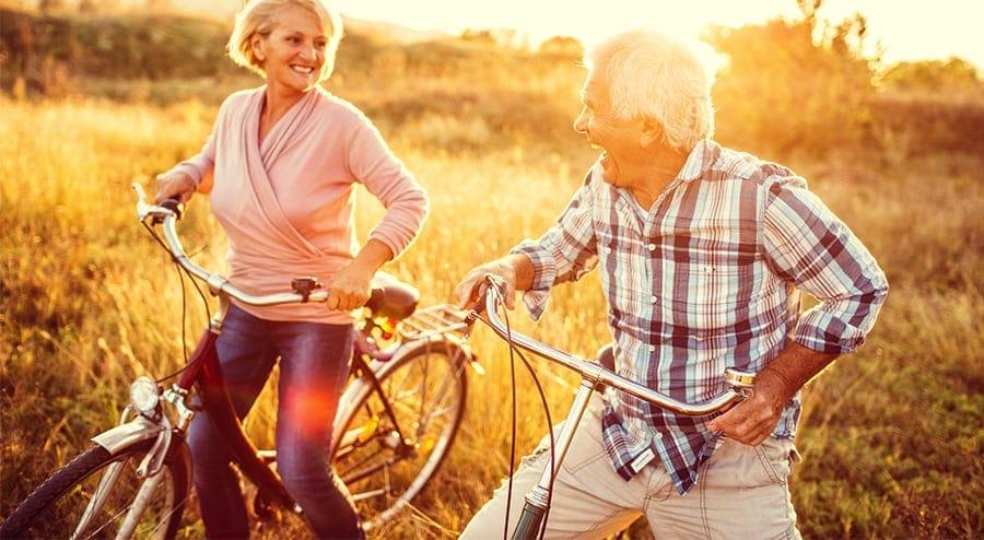active lifestyles help you sleep as you age