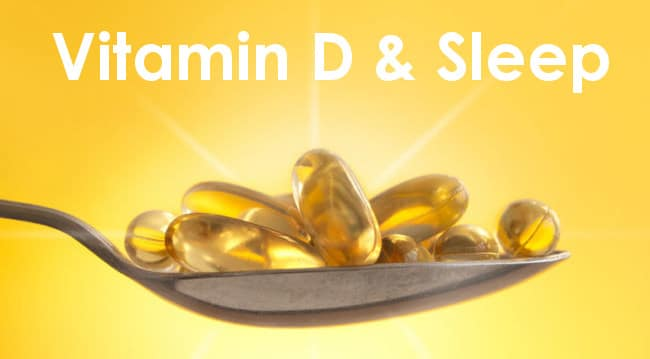 how vitamin d affects sleep