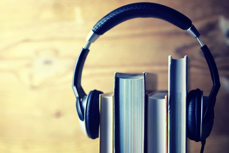 alternative to scrolling your phone audiobooks for sleep