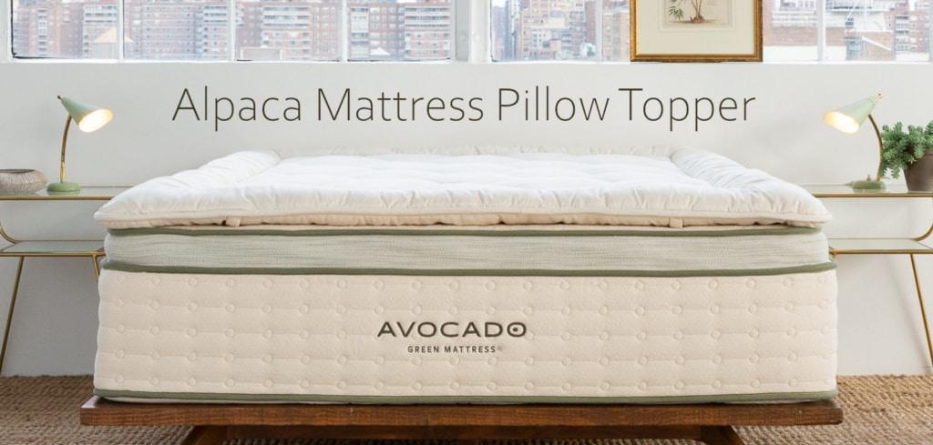 alpaca mattress topper