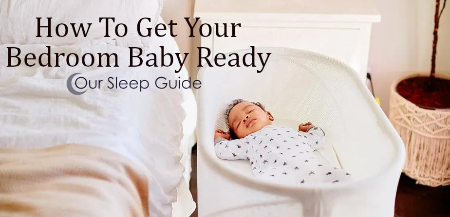 how to get your bedroom baby ready