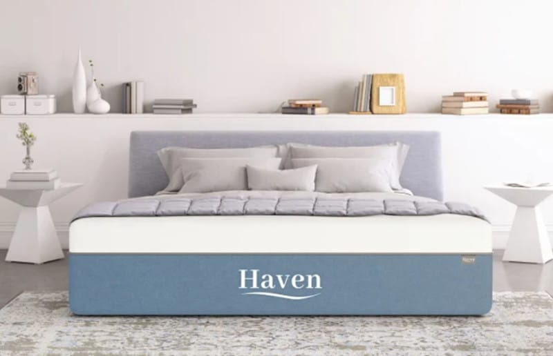 the haven bed mattress review