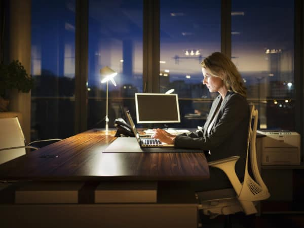 working at night benefit of polyphasic sleep