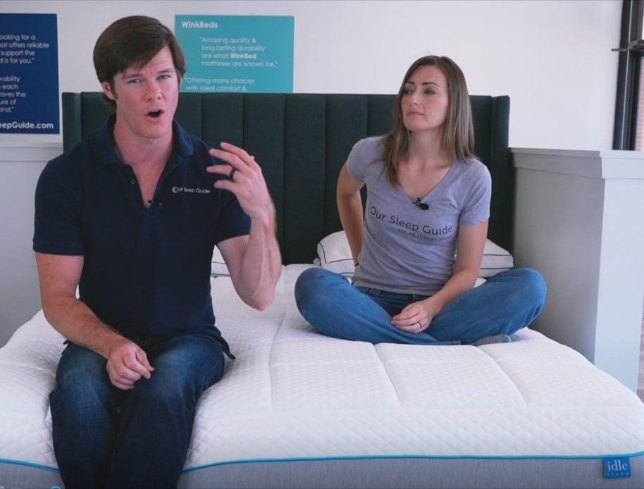 idle sleep best memory foam mattress