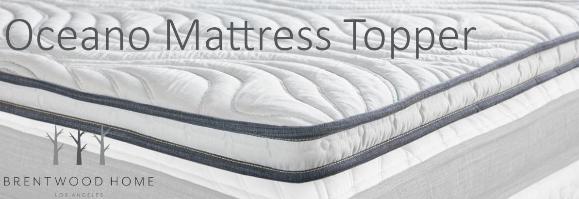 mattress softer with oceano mattress topper