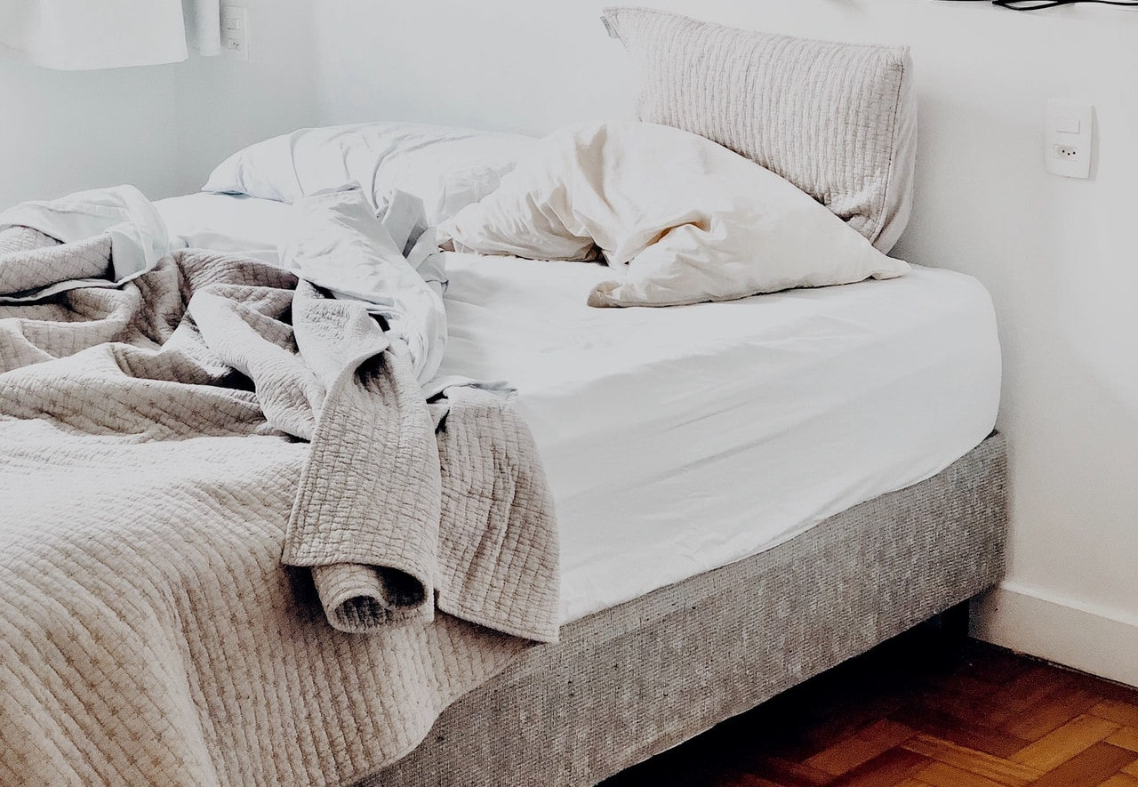 washing your bedding regularly