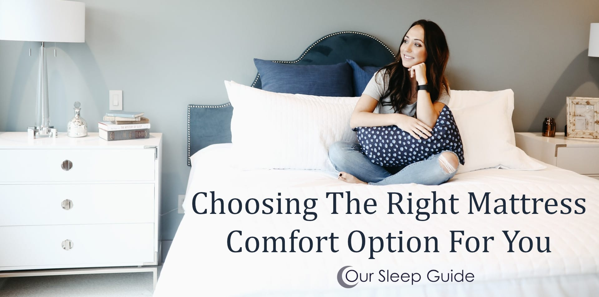 choosing the right mattress comfort options for you
