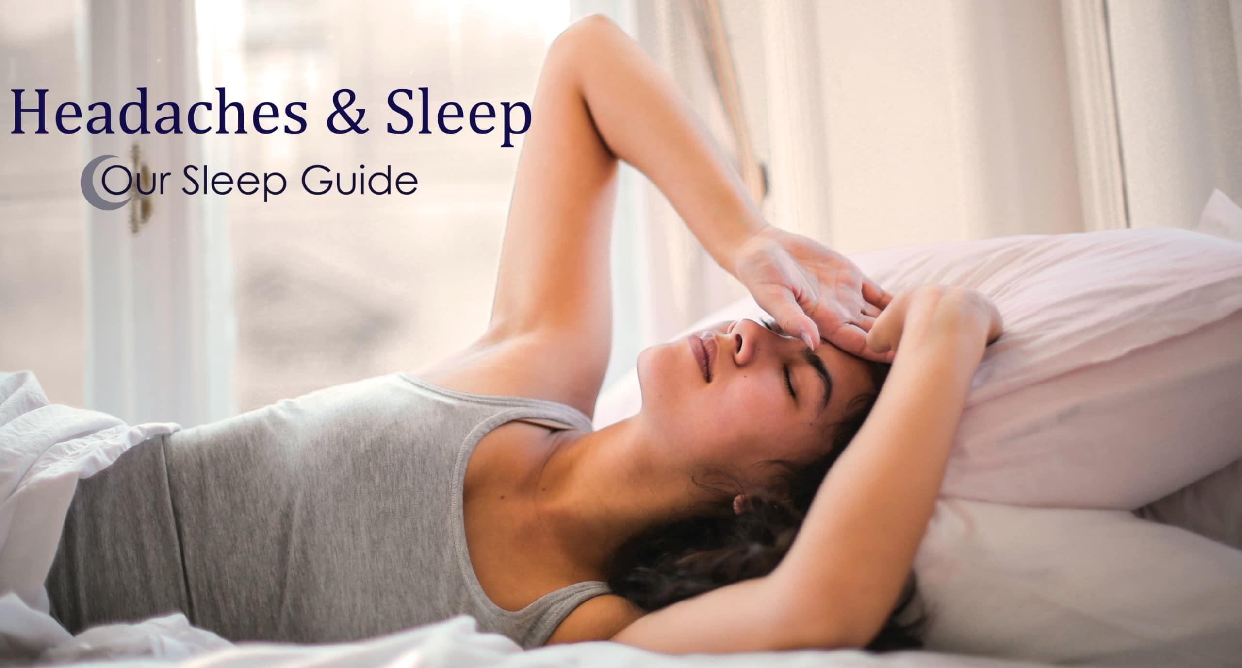 sleeping and headaches